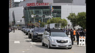Nipsey Hussle's family gathers for private funeral in LA | WPXI