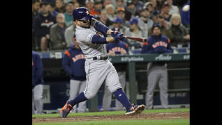 Altuve, Gurriel hit grand slams, Astros beat Seattle 10-6