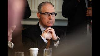 Ex-EPA chief Pruitt registers as energy lobbyist in Indiana