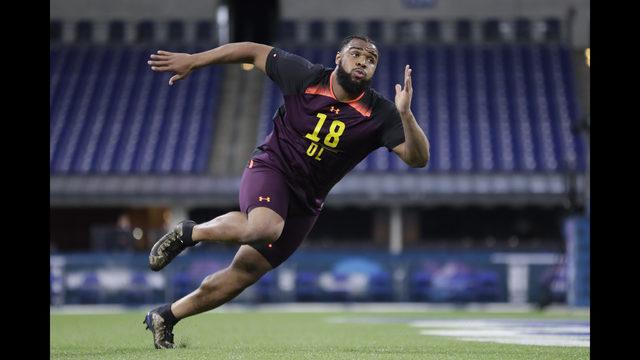 NFL DRAFT 2019: Five players on the Atlanta Falcons' draft radar screen
