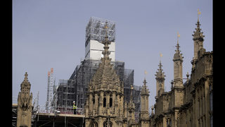 Notre Dame fire raises fears for UK