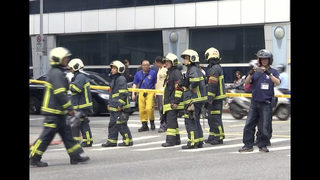 6.1 quake causes light damage in Taiwan capital, east coast
