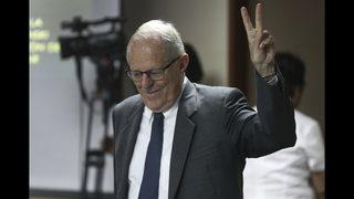 Peruvian judge orders jail for former president Kuczynski