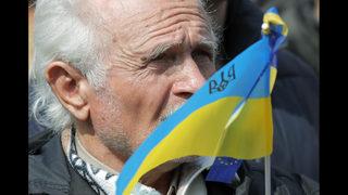 Rivals in Ukraine