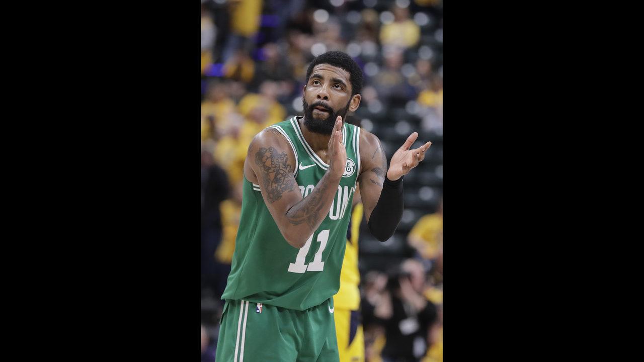 71d8b9e1ba6 Celtics can sweep  Warriors
