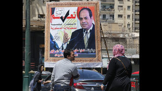 Egyptians vote on changes that would extend el-Sissi