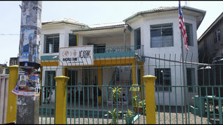 Charity founder resigns after alleged rapes at Africa school