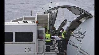 German plane evacuates 15 injured in Madeira bus crash