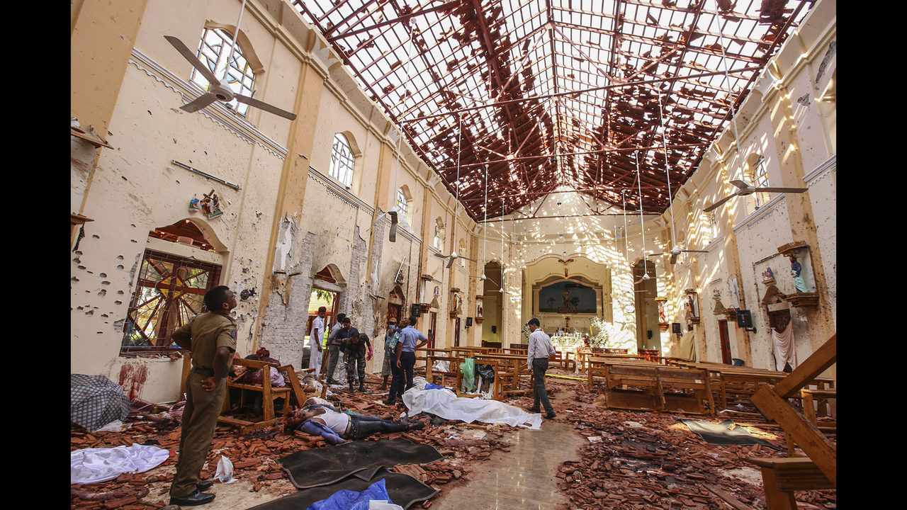 Possible intel failures to be examined in Sri Lanka blasts | WFTV