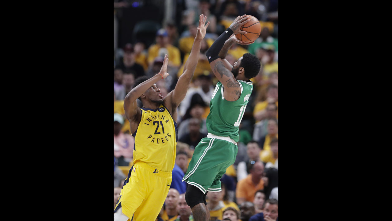 04399f9a232 Celtics face tough road after sweeping Pacers