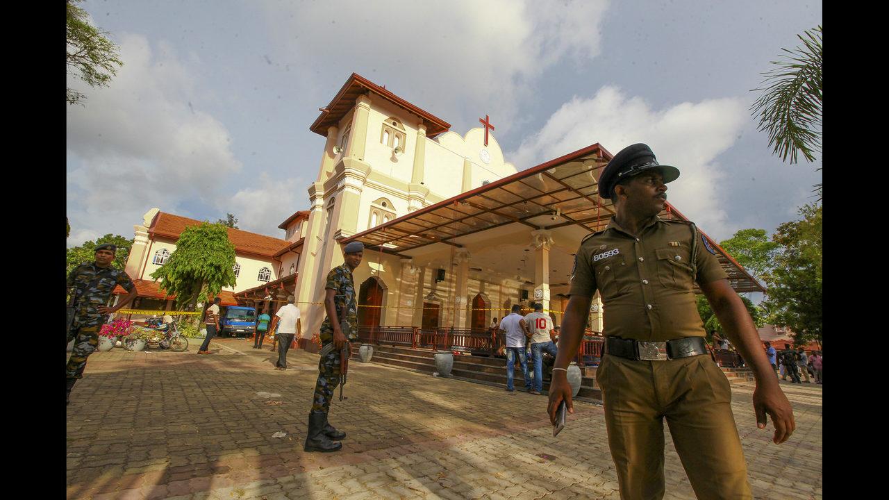 Sri Lanka blocks social media after Easter Sunday bombings | FOX23