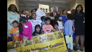 Sheriffs sign on to help with immigration enforcement