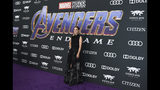 "Natalie Portman arrives at the premiere of ""Avengers: Endgame"" at the Los Angeles Convention Center on Monday, April 22, 2019. (Photo by Jordan Strauss/Invision/AP)"
