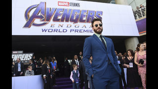 Avengers get epic send-off at