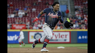 Braves pitching, Puig error add up to 3-1 win over Reds
