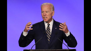 Former Vice President Joe Biden announces run for president