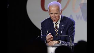 Biden launches 2020 bid warning