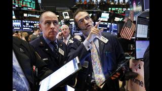 Big gains for Facebook, Microsoft keep stocks near records