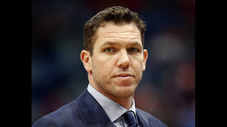 Kings, NBA begin sex-assault inquiry into coach Luke Walton