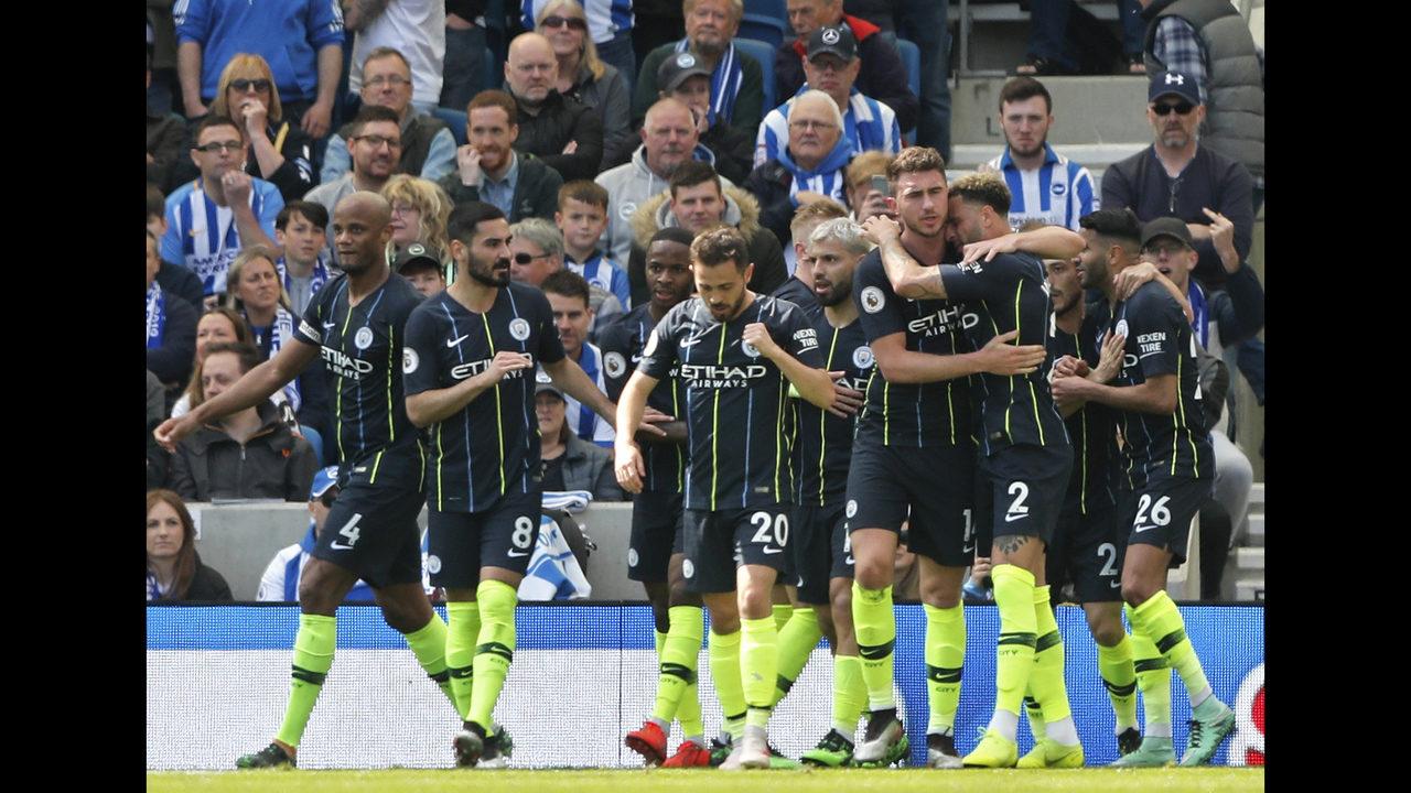 a6001c08a Man City retains Premier League title on final day of season