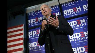 Former VP Joe Biden to bring his presidential campaign to Georgia in June