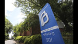 This May 15, 2019 photo shows a sign in front of the Planned Parenthood offices in Richmond, Va. Fetal heartbeat and other strict state abortion laws pushed by anti-abortion groups have grabbed headlines and captured the nation's attention. But pro-abortion rights groups have been waging a quieter battle in courthouses around the country, where they have put on their own push to overturn state restrictions on abortion providers. (AP Photo/Steve Helber)
