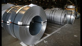 FILE - In this July 11, 2018, file photo rolls of steel sit in a warehouse at a fabrication company in Chester, Va. The 25% tariffs President Donald Trump has imposed on thousands of Chinese-made products have business owners trying to determine how or whether they can limit the damage to profits from the import duties. (AP Photo/Steve Helber, File)