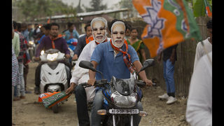 Indians vote in final phase of grueling national election
