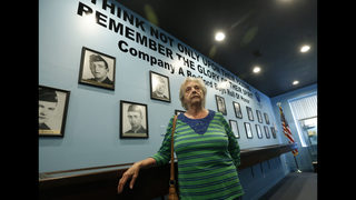 Grief lingers in Virginia town that paid high price on D-Day