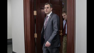 GOP frowns on, but does not punish, Amash
