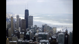Census: Big cities in US aren