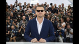 Actor Leonardo DiCaprio poses for photographers at the photo call for the film 'Once Upon a Time in Hollywood' at the 72nd international film festival, Cannes, southern France, Wednesday, May 22, 2019. (Photo by Vianney Le Caer/Invision/AP)