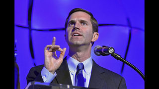 Beshear vs. Bevin political showdown set in Kentucky