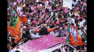Modi surges to victory in India on Hindu-first platform