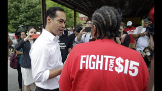 Julian Castro joins McDonald