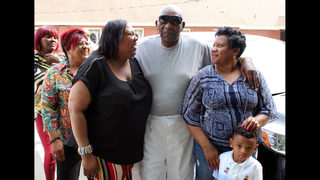N Carolina man released after serving more than 40 years