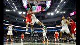 Leonard scores 35, Raptors beat Bucks 105-99 for 3-2 lead