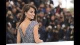 Actress Penelope Cruz poses for photographers at the photo call for the film 'Pain and Glory' at the 72nd international film festival, Cannes, southern France, Saturday, May 18, 2019. (Photo by Arthur Mola/Invision/AP)