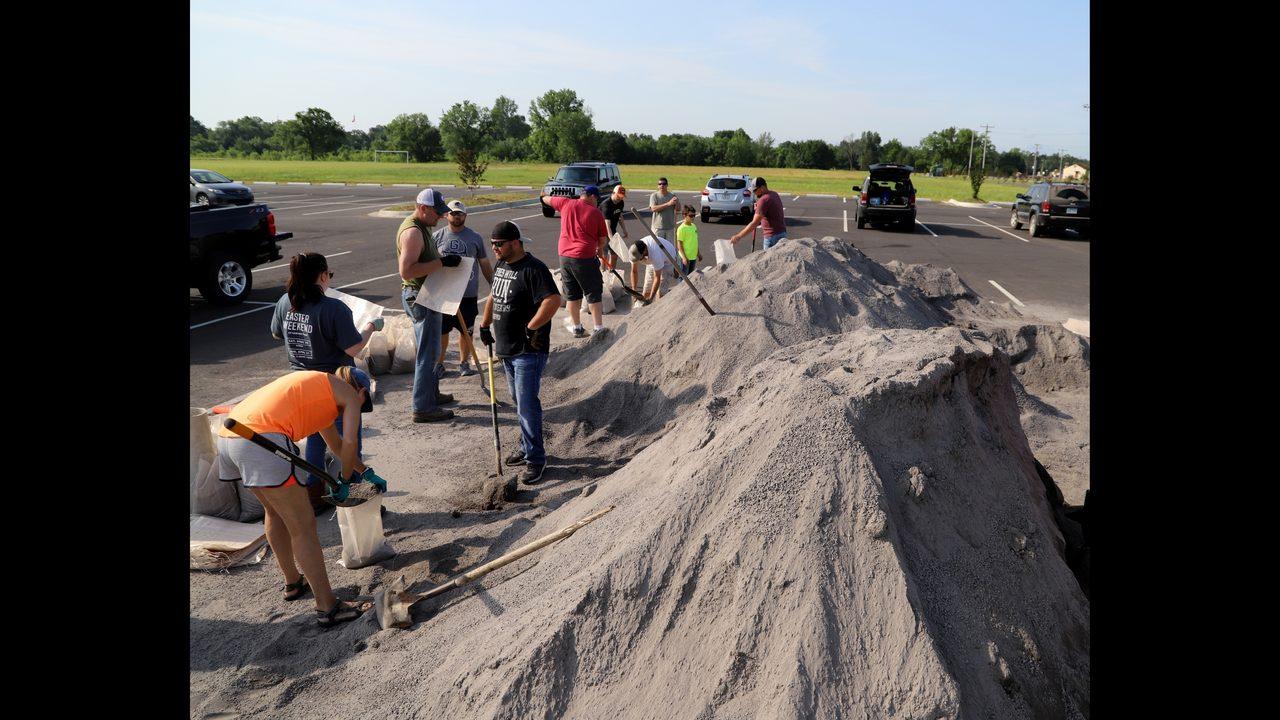 Historic flooding predicted along Arkansas River   WSOC-TV