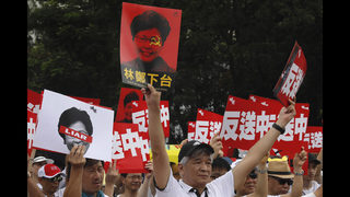 Huge extradition law protest fills Hong Kong streets | FOX23