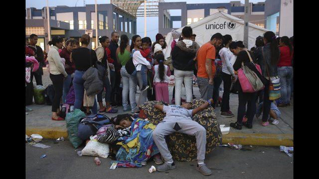 start barring venezuelan migrants - 640×360