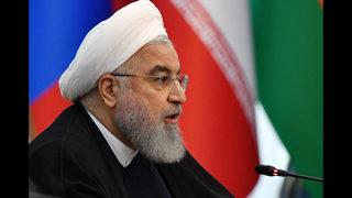 Iranian president: Iran isn