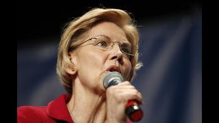 Too rosy? Experts question Warren