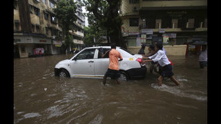 Rain causes wall collapse in India, killing 15 people | WSOC-TV