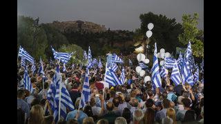 Greek election: Voters crave return to mainstream politics