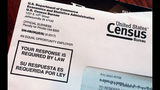 FILE - This March 23, 2018, file photo shows an envelope containing a 2018 census letter mailed to a U.S. resident as part of the nation's only test run of the 2020 Census. Legal wrangling has surrounded the U.S. census count for decades, culminating in this year's fight over adding a citizenship question. (AP Photo/Michelle R. Smith, File)
