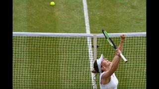 As Wimbledon final approaches, Serena recalls loss to Halep | FOX23