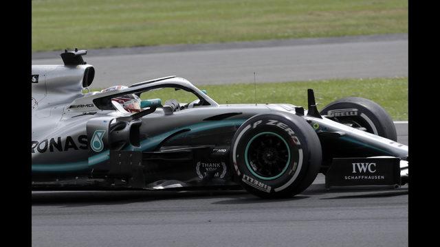 Lewis Hamilton wins record 6th British GP, extends F1 lead   WFTV