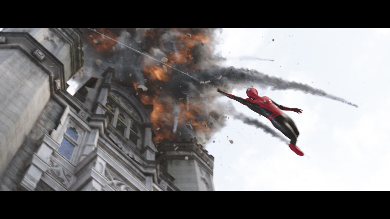 Spider-Man' does victory lap over 'Crawl,' 'Stuber' | www