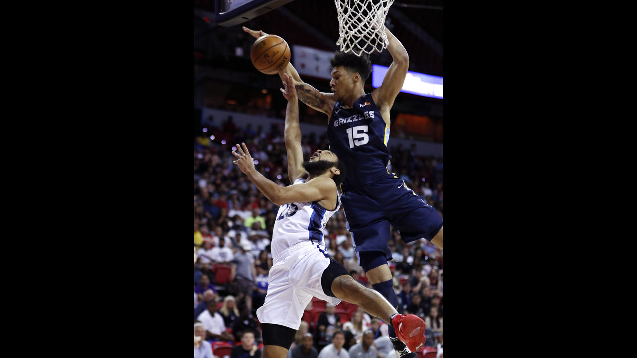 Training camp begins next month for the Memphis Grizzlies